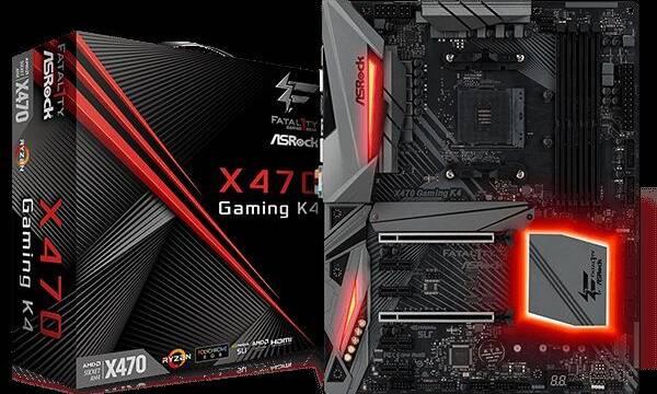ASRock anuncia la placa X470 Fatal1ty Gaming