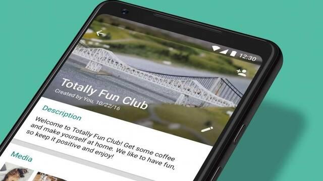 Los grupos de Whatsapp reciben nuevas funcionalidades