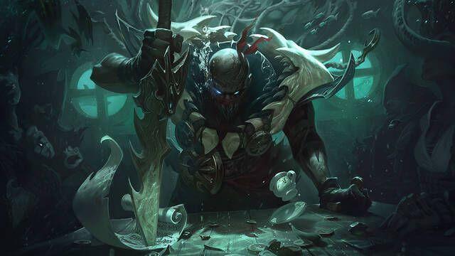 League of Legends tiene un nuevo campeón: Pyke, el Destripador de los Puertos