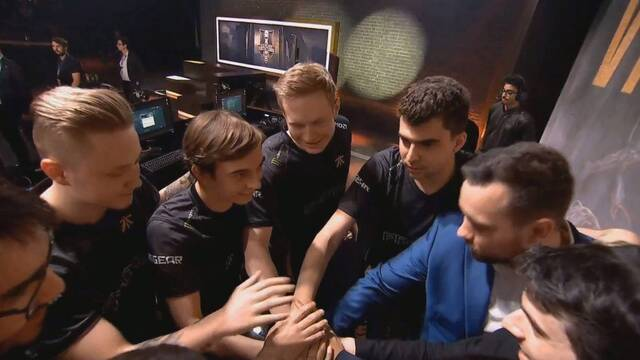 Fnatic pasa a los playoffs del MSI 2018
