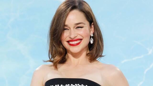 Emilia Clarke: 'Dejad de usar el adjetivo 'fuerte' para las mujeres'