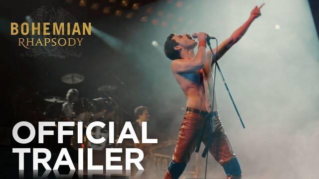 El nuevo tráiler de 'Bohemian Rhapsody' te hará bailar y cantar