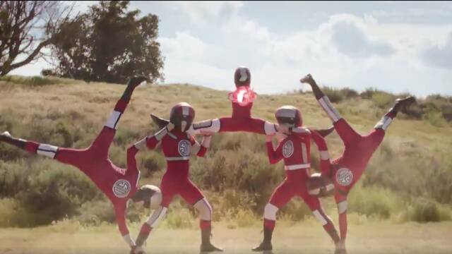 Team SoloMid imitan a los Power Rangers en un anuncio de Dr. Pepper