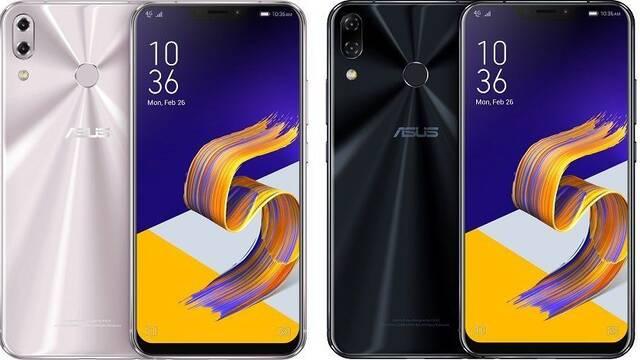 ASUS prepara el lanzamiento de Zenfone 5Z para julio