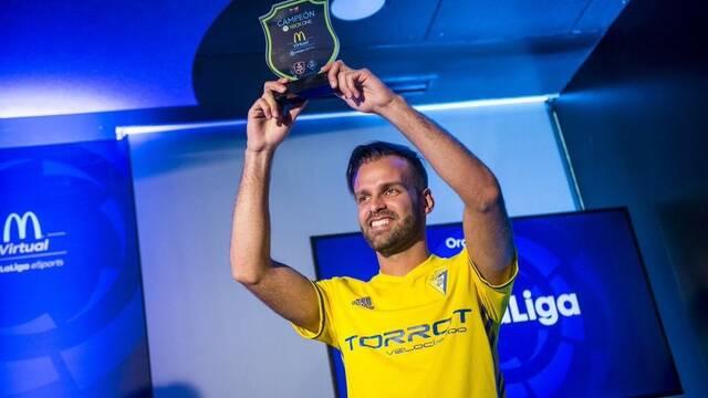 Losyoruguas92 se proclama campeón absoluto de FIFA McDonald's Virtual LaLiga eSports