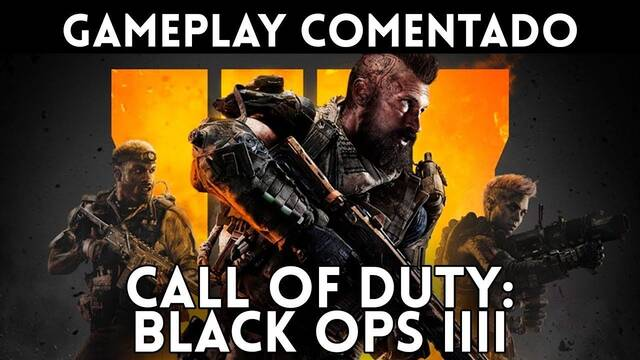 Call of Duty: Black Ops 4 – Impresiones y gameplay del juego