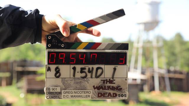 The Walking Dead: Da comienzo el rodaje de la novena temporada
