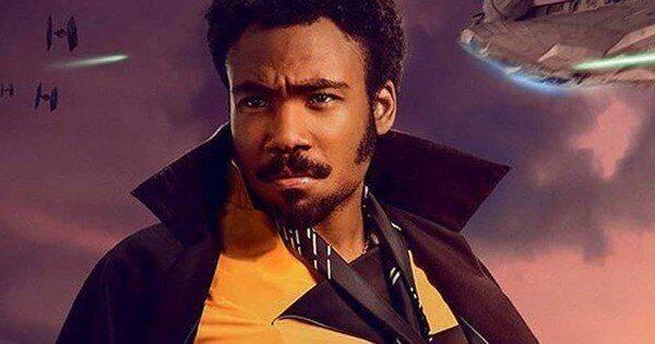 Lando Calrissian es pansexual, según el guionista de 'Han Solo'