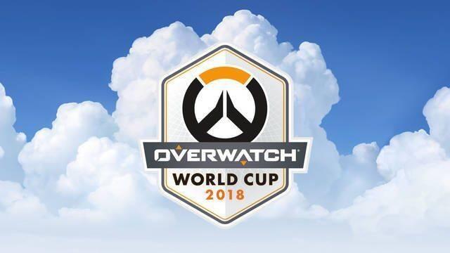 España, en el grupo de Tailandia en la Overwatch World Cup 2018
