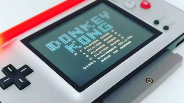 Repara Nintendo DS rotas para convertirlas en preciosas Game Boy Advance