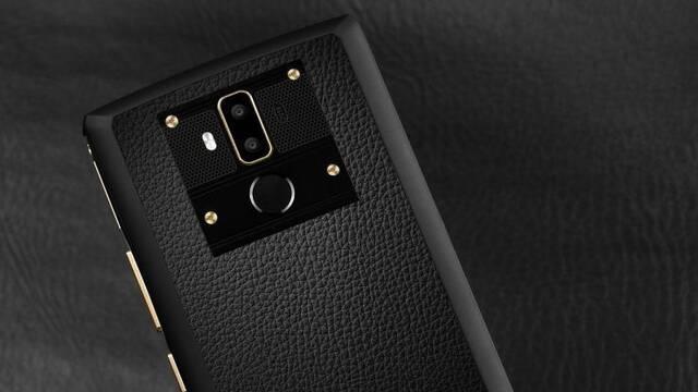 Oukitel K7, el teléfono inteligente con una batería que durará hasta 1 semana