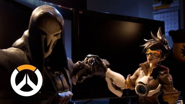 Overwatch celebra su segundo aniversario con un corto y un nuevo mapa