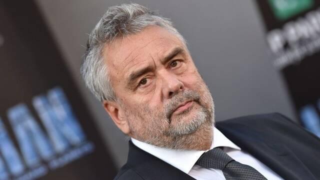 Acusan al director de 'Valerian', Luc Besson, de violación