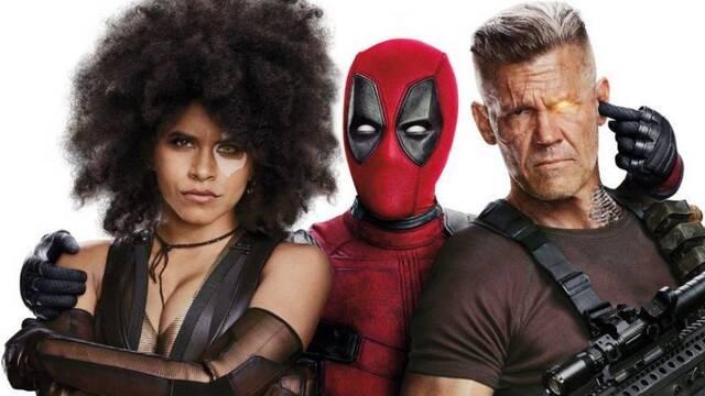'Deadpool 2' se convierte en el tercer estreno más grande del año
