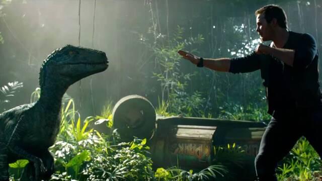 Jurassic World: El reino caído tiene sus primeras reacciones