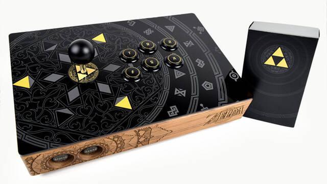 Deku Stix, el maravilloso arcade stick de Zelda