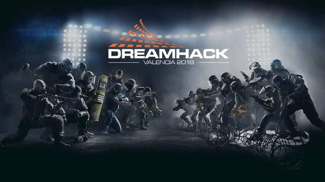 Rainbow Six Siege estará en DreamHack Valencia 2018