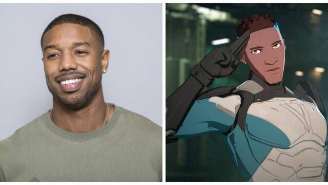 Michael B. Jordan pondrá voz al protagonista de un anime
