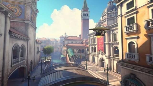 Rialto ya puede jugarse en el modo competitivo de Overwatch