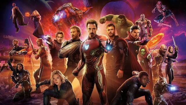 Los primeros borradores de Vengadores: Infinity War eran muy diferentes