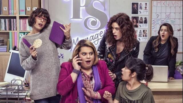 Paquita Salas estrenará su segunda temporada a finales de junio
