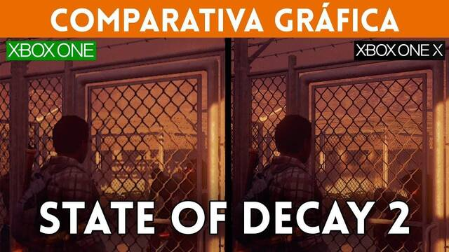 Así luce State of Decay 2 en PC a 4K, Xbox One y Xbox One X