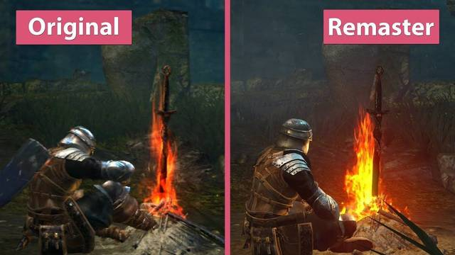 Comparativa: Darks Souls Prepare to Die VS. Dark Souls: Remastered en PC a 4K