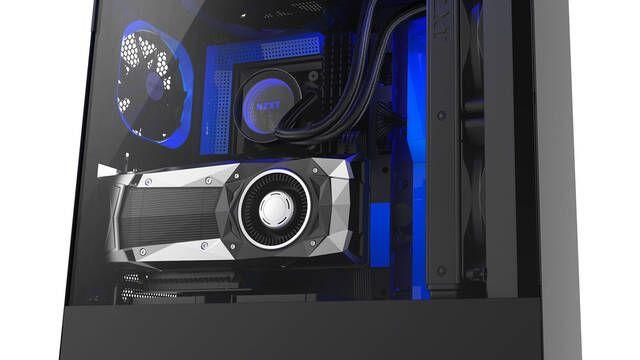 NZXT presenta sus nuevas cajas H500 y H500i