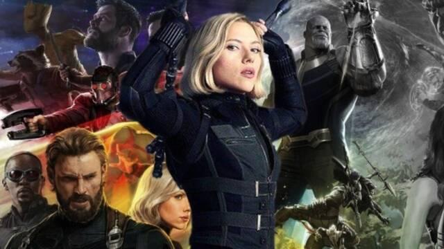 La película de Viuda Negra comenzaría a rodarse en 2019