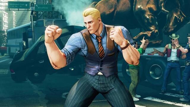 Cody llegará a Street Fighter V: Arcade Edition el 26 de junio