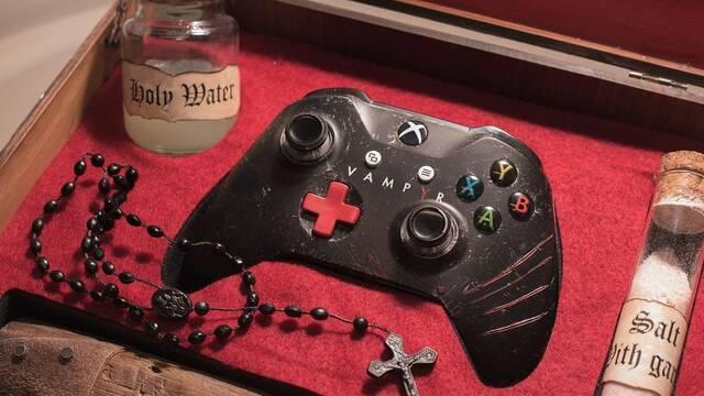 Así es la Xbox One S cazavampiros de Vampyr