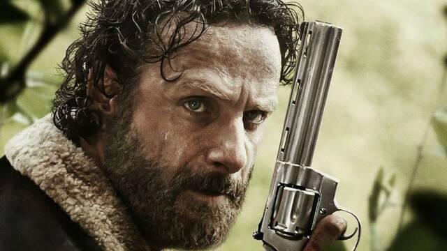 Andrew Lincoln abandonará 'The Walking Dead' tras la novena temporada