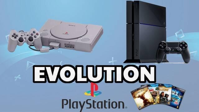 La evolución gráfica de los juegos de PlayStation: De PSX a PS4
