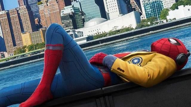 Filtrados detalles del argumento de Spider-Man Homecoming 2