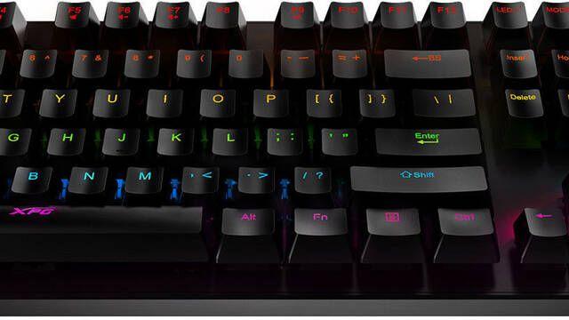 ADATA XPG lanza su teclado mecánico para gamers Infarex K20