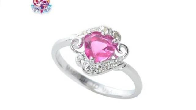 Ahora puedes hacerte con el anillo de compromiso de 'Sailor Moon'
