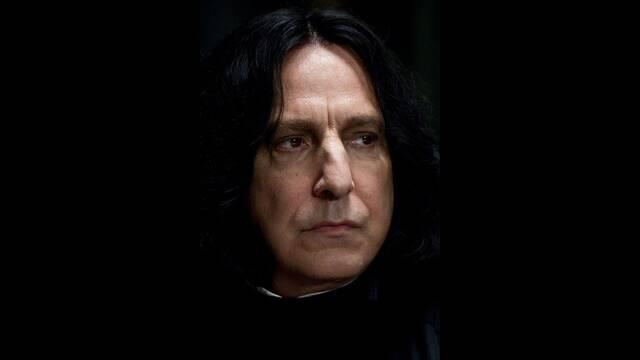 Alan Rickman cuenta en sus cartas cómo fue meterse en la cabeza de Snape