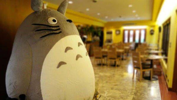 Así es el primer restaurante oficial de Studio Ghibli