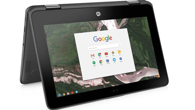 Rumor: Dell y HP están trabajando en Chromebooks de altas prestaciones