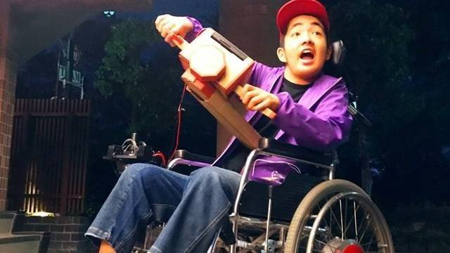 Nintendo Labo es capaz de mejorar una silla de ruedas
