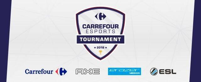 Carrefour lanza la tercera edición de su torneo de esports