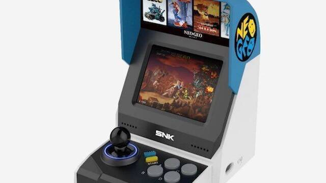 Rumor: Así será la Neo Geo Mini con forma de recreativa