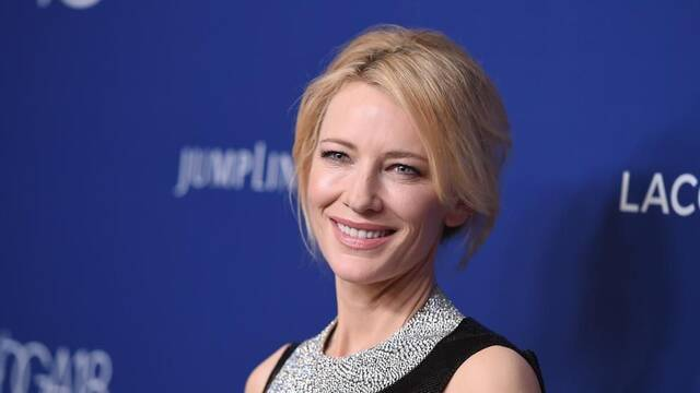 Cate Blanchett: Weinstein mantuvo un comportamiento 'inapropiado' con ella