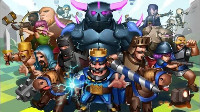 Movistar Riders ficha a Donkey Kong para su equipo de Clash Royale