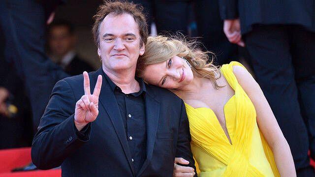 Uma Thurman volvería a trabajar con Quentin Tarantino