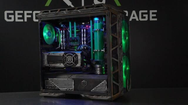 Jedi H500P, el ordenador para jugar que todo Jedi debe tener