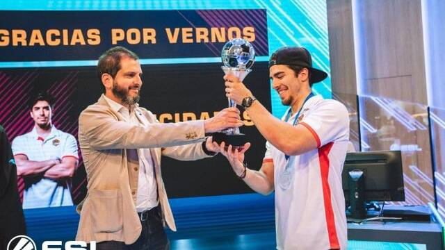 JraLion10 es el campeón del Movistar FIFA 18 ESL Pro Challenge