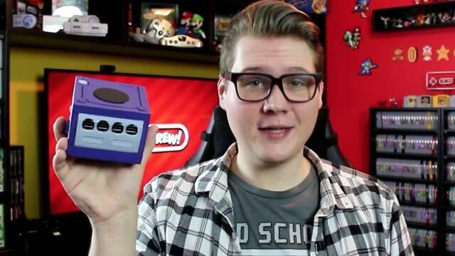 Crea su propia Game Cube Mini para disfrutar de sus juegos favoritos