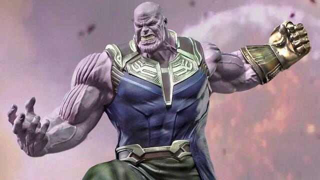 Esta página web te invita a descubrir si Thanos te ha matado