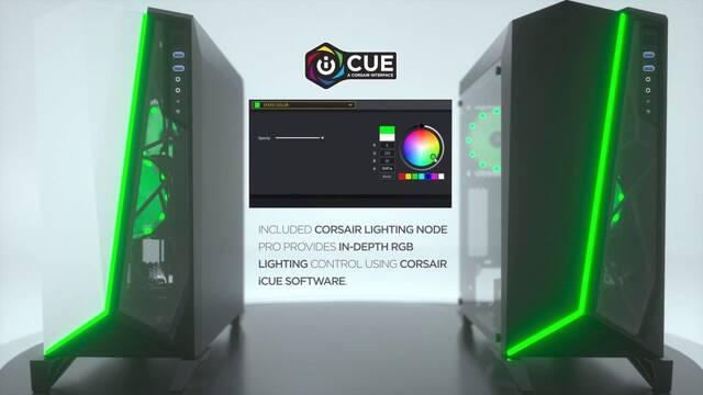SPEC-OMEGA RGB, una nueva caja para jugones de Corsair